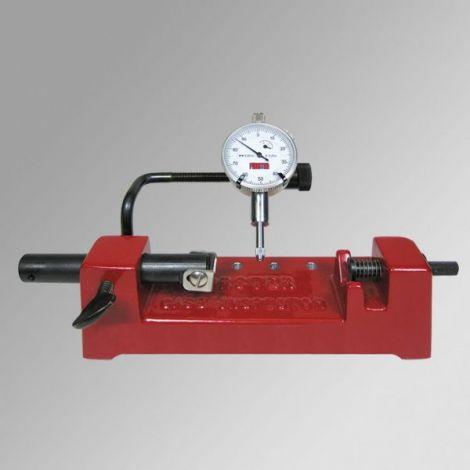 Forster - Przyrząd do pomiaru i selekcji łusek oraz pocisków ze wskażnikiem zegarowym.