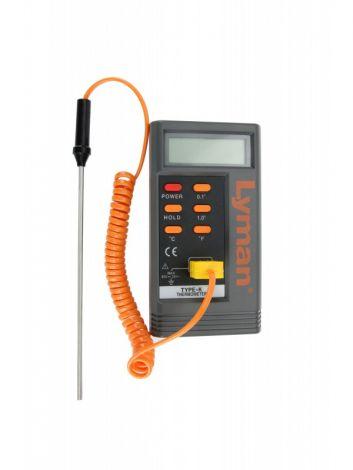 Lyman - elektroniczny termometr do ołowiu