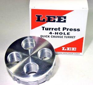 Lee 4 Hole Turret