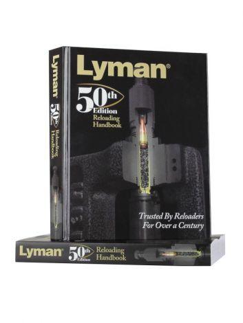 Lyman - Reloading Handbook 50th Edition / twarda oprawa