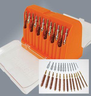 Lyman - zestaw szczoteczek do czyszczenia broni