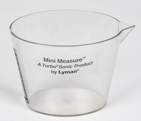 Lyman - naczynie miarowe do odmierzania koncentratu Turbo Sonic