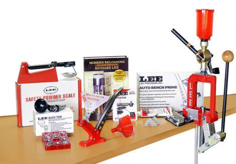 Lee Deluxe Breech Lock Challenger Kit
