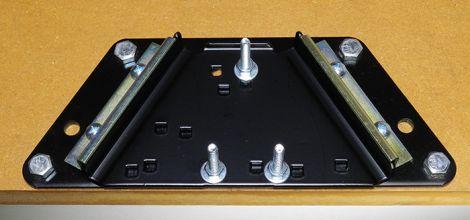 Lee Bench Plate - płytki do stolika pod prasy