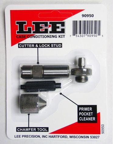 Lee - zestaw do obróbki łuski