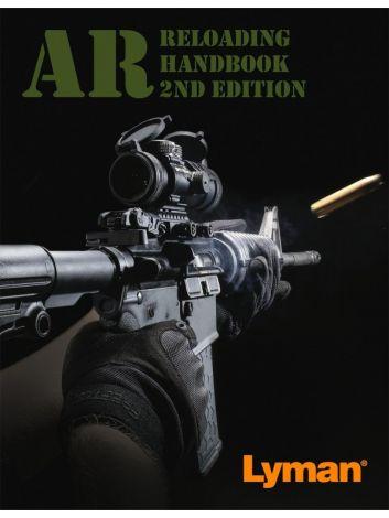 Lyman - Podręcznik Elaboracji AR Reloading Handbook 2nd edition
