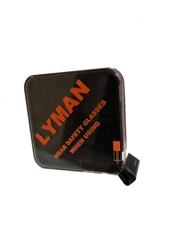 Lyman - Wymienna tacka do osadzarki spłonek (duża)