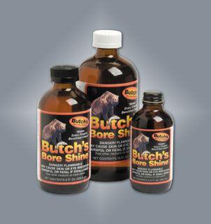 Butch's Bore Shine - preparat do usuwania osadów z lufy duże opakowanie