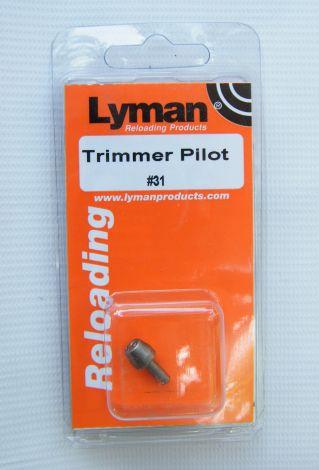 Lyman Pilot do Trimmera Universal Case Trimmer
