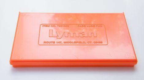 Lyman podkładka do lubrykacji