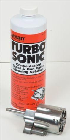 Lyman Turbo Sonic - koncentrat do myjek ultradźwiękowych do części broni 453 ml.