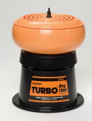 Lyman TURBO 1200 Pro - urządzenie do czyszczenia łusek