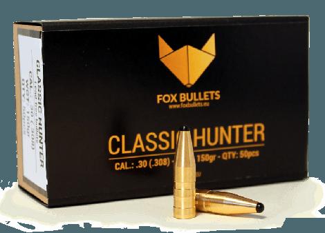 Fox Classic Hunter Opakowania Testowe