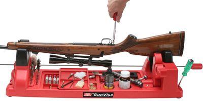 MTM Gun Vice 30 - stanowisko rusznikarskie do czyszczenia broni