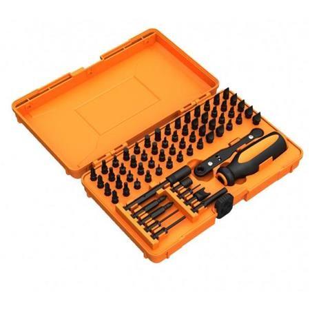 Lyman - Master Gunsmith zestaw narzędzi rusznikarskich 68 części