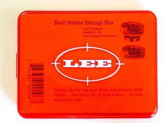 Lee Shellholder Box - pudełko na uchwyty do łusek