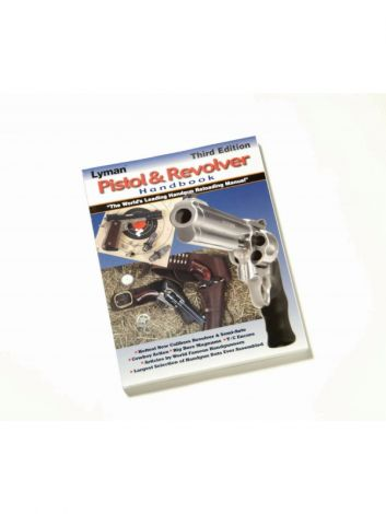 "Lyman - Podręcznik elaboracji ""Lyman Pistol & Revolver Hanbook"" 3 Ed."