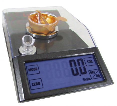 Lyman Pro-Touch 1500 - waga elektroniczna