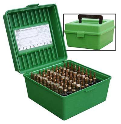 MTM pudełka na amunicję do broni długiej R-100