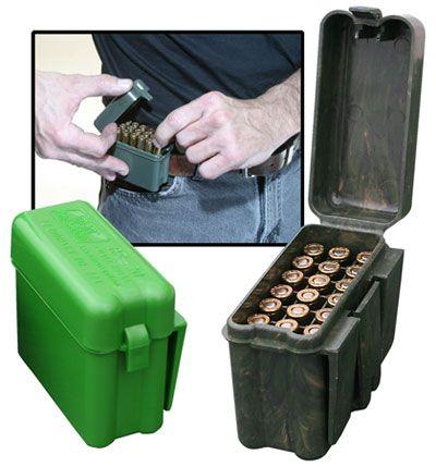 MTM pudełka na amunicję do broni długiej R-20