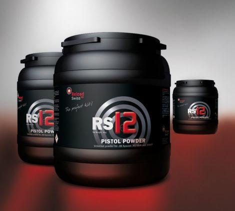 Reload Swiss RS12 op. 4kg