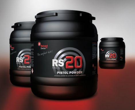 Reload Swiss RS20 op. 4kg - zadzwoń