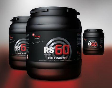 Reload Swiss RS60 op. 10kg