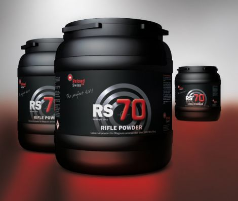 Reload Swiss RS70 op. 10kg