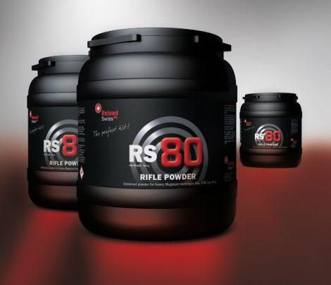 Reload Swiss RS80 op. 10kg - zadzwoń