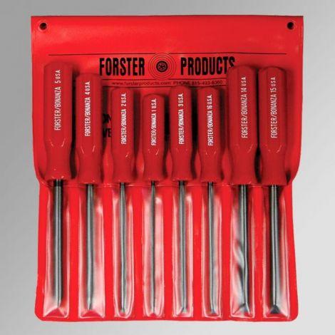 Forster - Zestaw śrubokrętów rusznikarskich