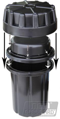 MTM SAC - wodoszczelny pojemnik na amunicję