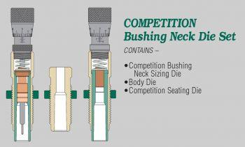 Redding Competition Bushing Neck Die Set