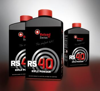 Reload Swiss RS40